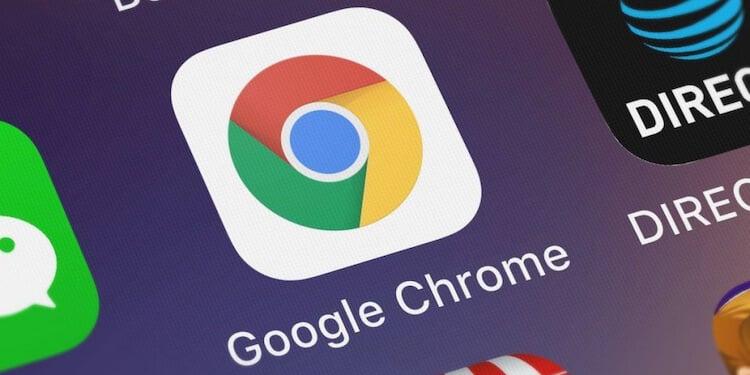 Приложение Google Chrome