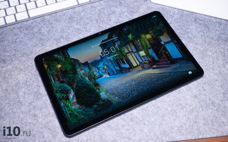 Обзор Honor Pad V6 — еще один планшет на Android