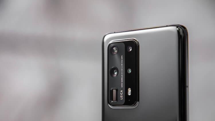 Камера Huawei