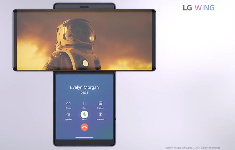 Два экрана