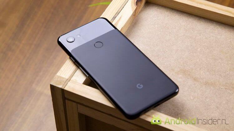 Goog Pixel 3a XL