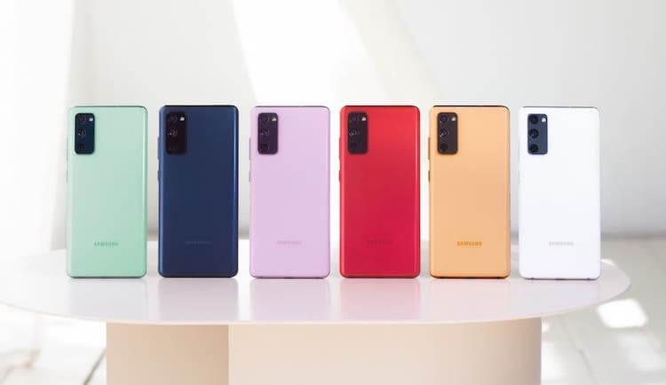 Samsung показала Galaxy S20 FE — смартфон за нормальные деньги