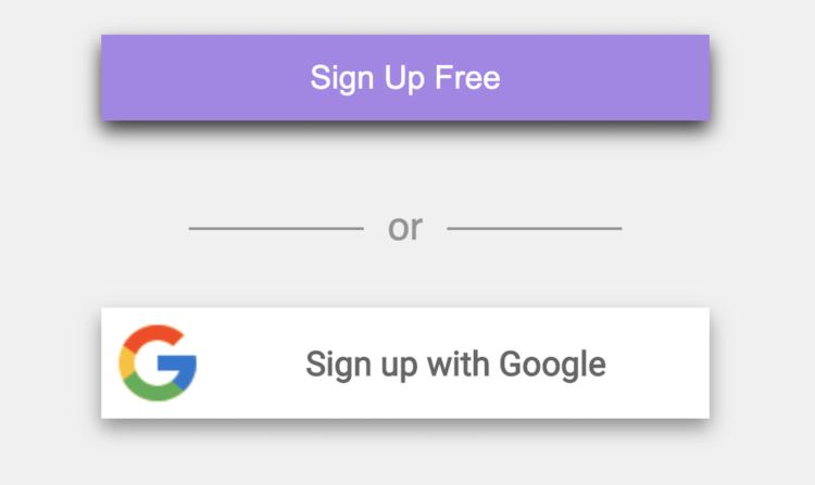 Авторизация с Google