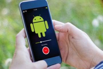 Записать звонок на Android