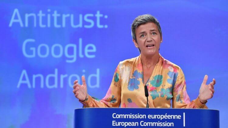 Суд против Google