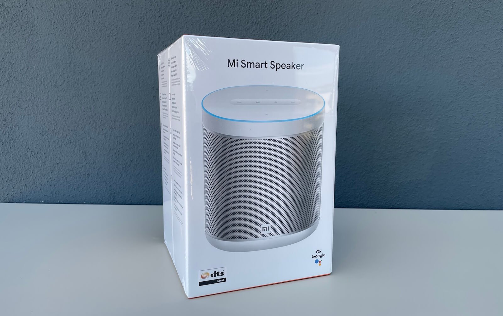 Mi Speaker Art