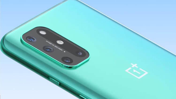 Камера OnePlus 8T