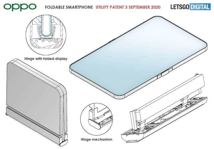 Что мы знаем о складном смартфоне OPPO. Зачем он нужен, когда есть Samsung