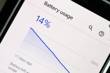 Автономность Android