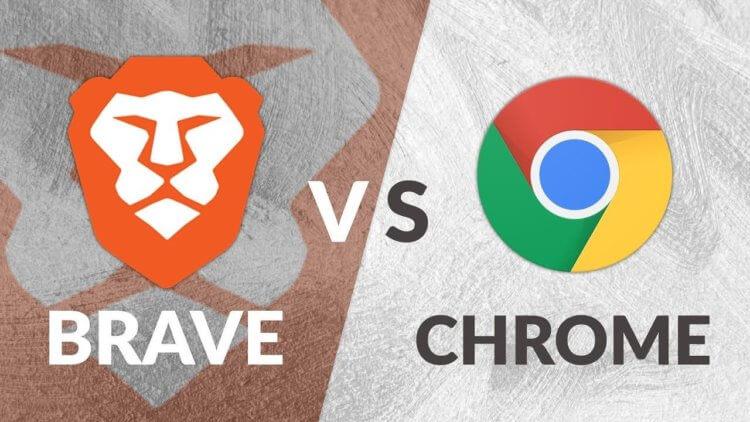 Brave vs. Chrome
