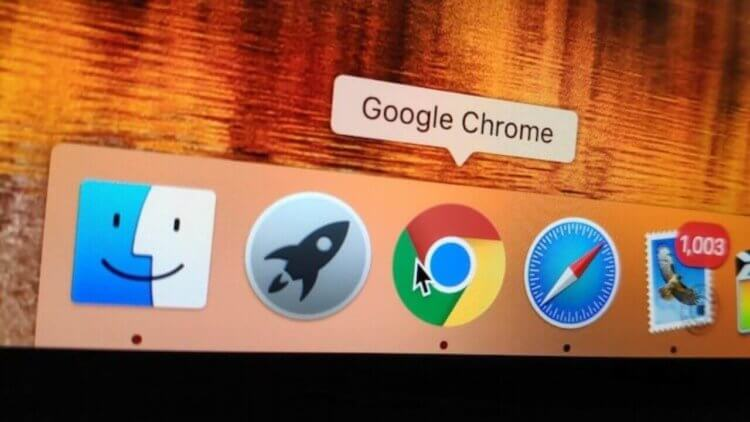 Обновлённый Google Chrome начал работать быстрее и перестал жрать батарею