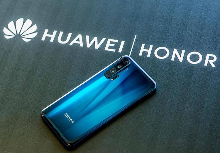 Huaweiи и Honor