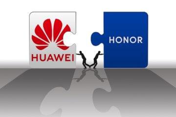 Huawei vs. Honor