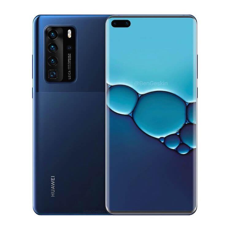Huawei P50