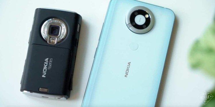 Nokia сделала обновлённый камерофон Nokia N95. Он очень классный