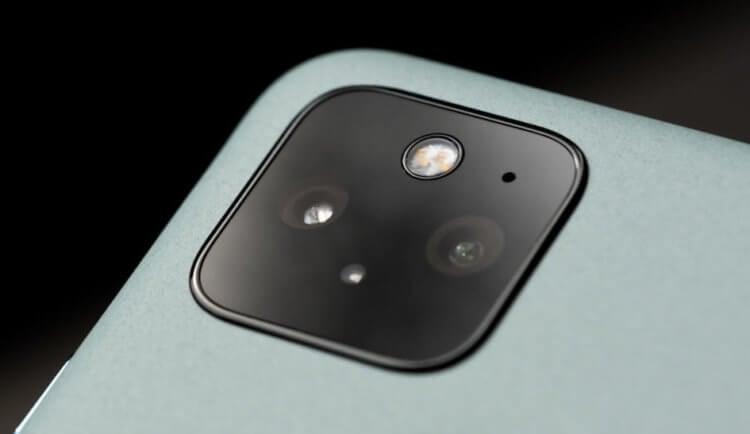 Камера Pixel 5