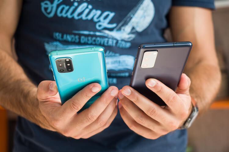 Почему я не куплю Galaxy S20 FE, а выберу OnePlus 8T