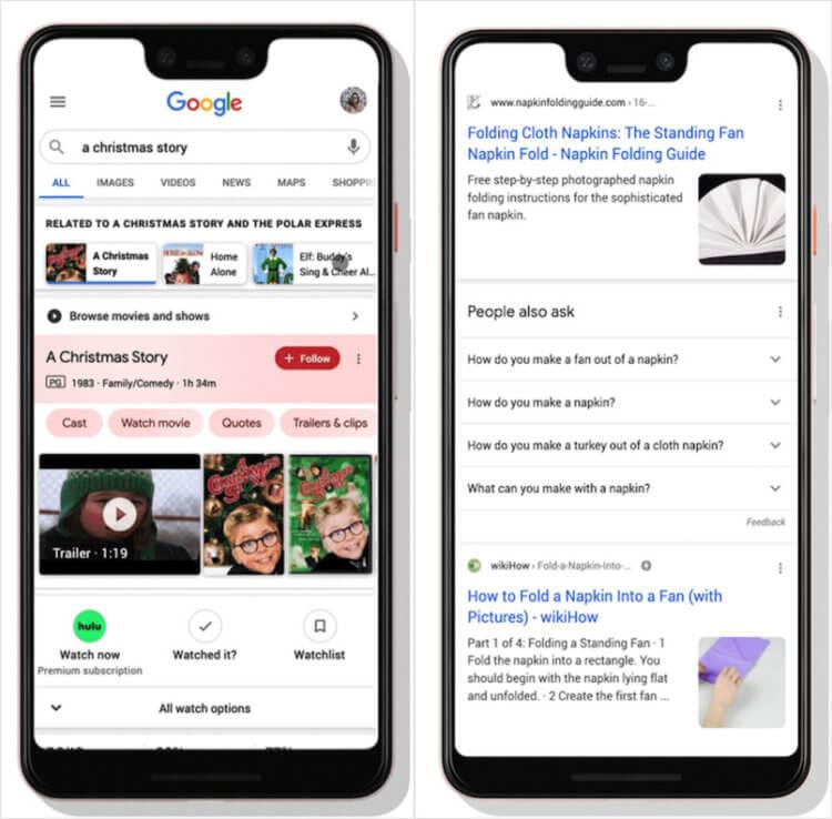 Google рассказала, как изменит свой поисковик в следующем обновлении