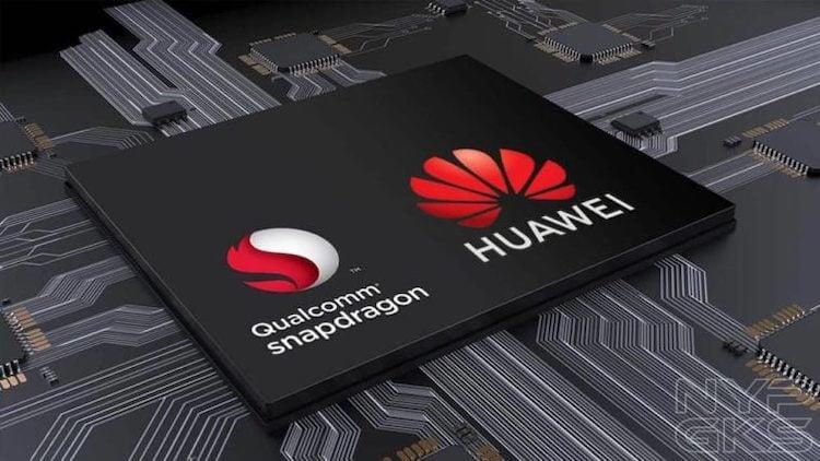 Huaweiи и Qualcomm