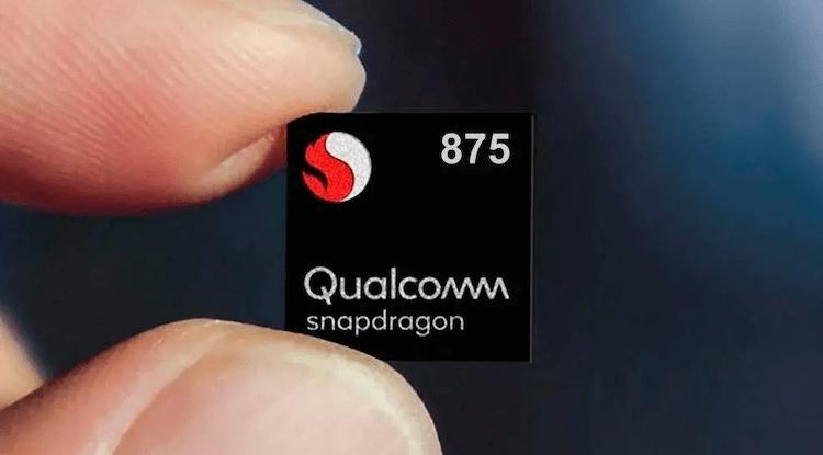 Snapdragon 875