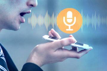 Распознавание голоса