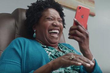 Владелец iPhone