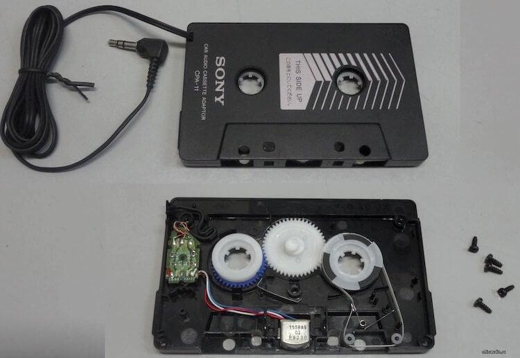 переходник для кассеты