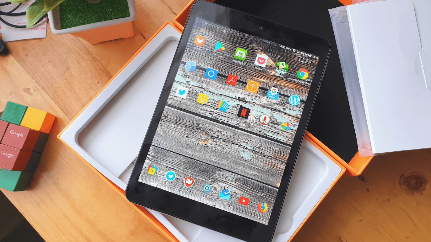 Android-планшет