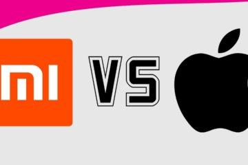 Mi vs. Apple