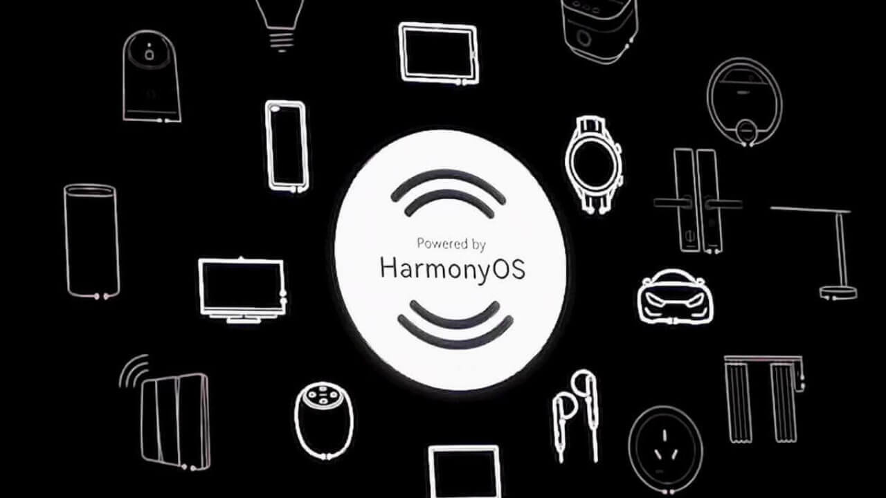 Устройства с Harmony OS