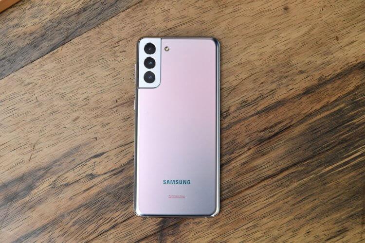 Живые фотографии Galaxy S21 и других новинок Samsung слили до презентации