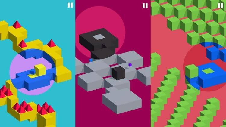 Лучшие игры для Android: Аркады