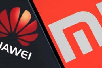 Xiaomi и Huawei