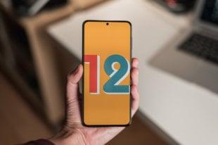 Обновление Android 12