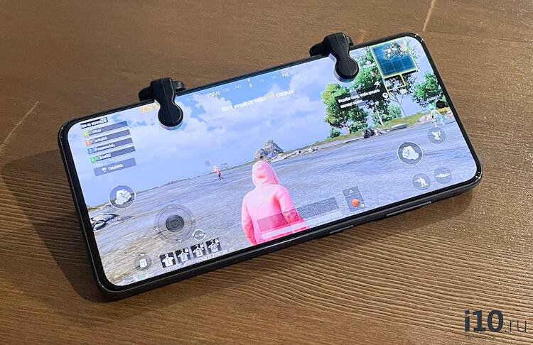 Контроллер для смартфона