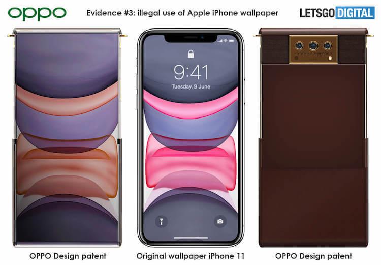 OPPO iPhone