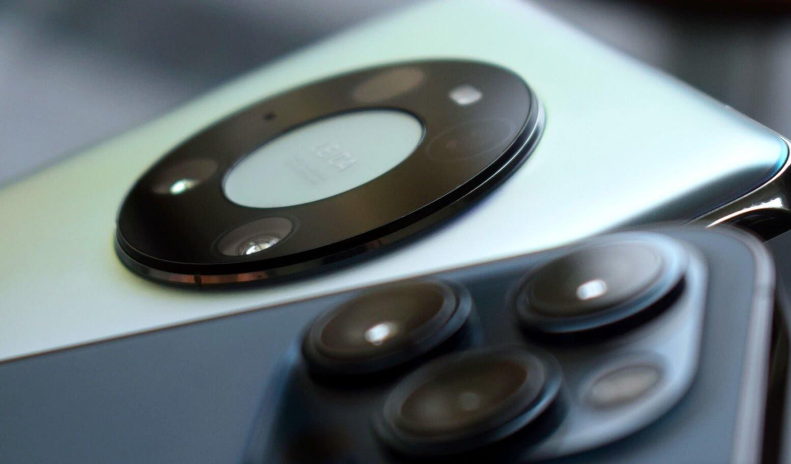 Камера смартфон