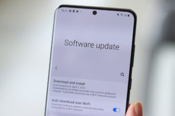Обновление Samsung