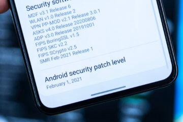 Android обновление