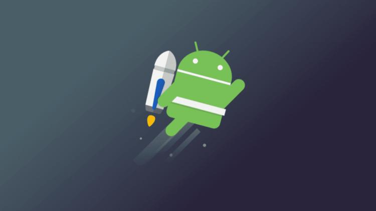 Разогнать Android
