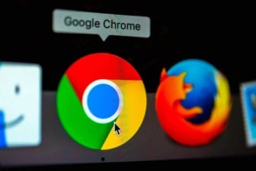 Google Chrome 89