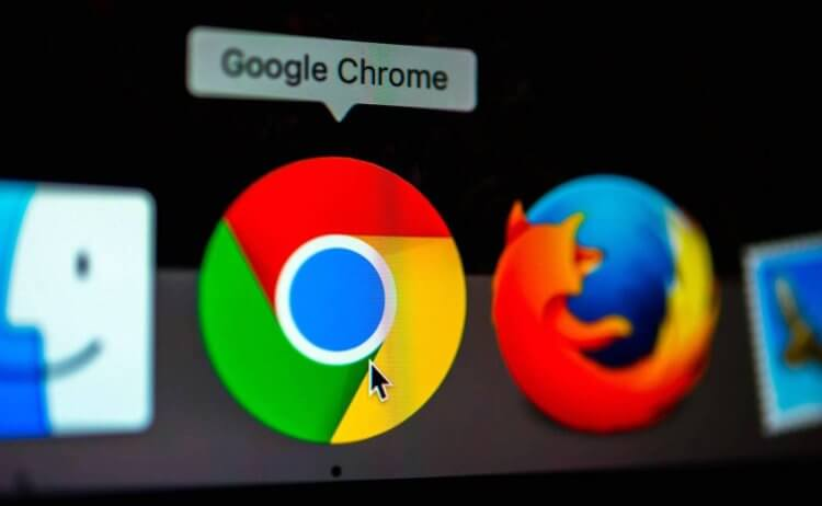 Google Chrome 89