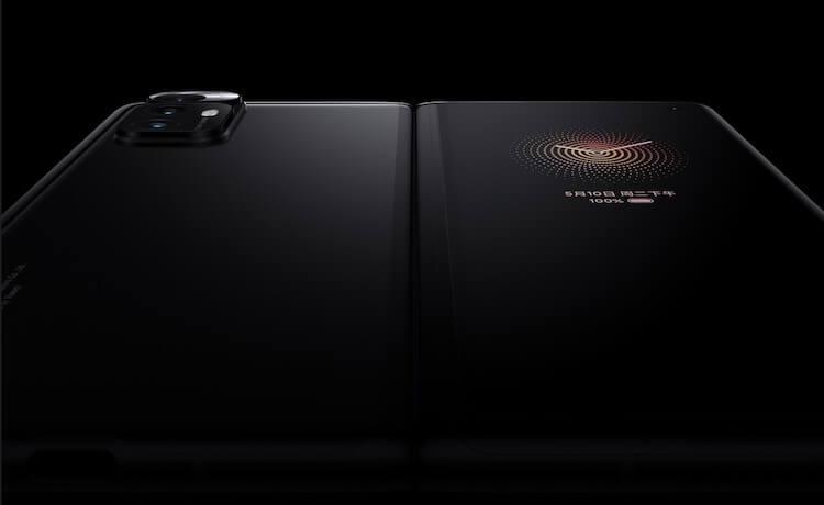 Xiaomi выпустила складной телефон для «бедных»