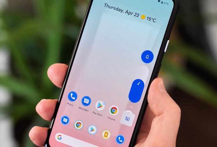 Выход Android 12 намного важнее, чем вы думаете