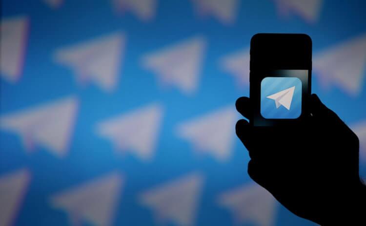 В бете Telegram для Android появились магазины. Проверил лично