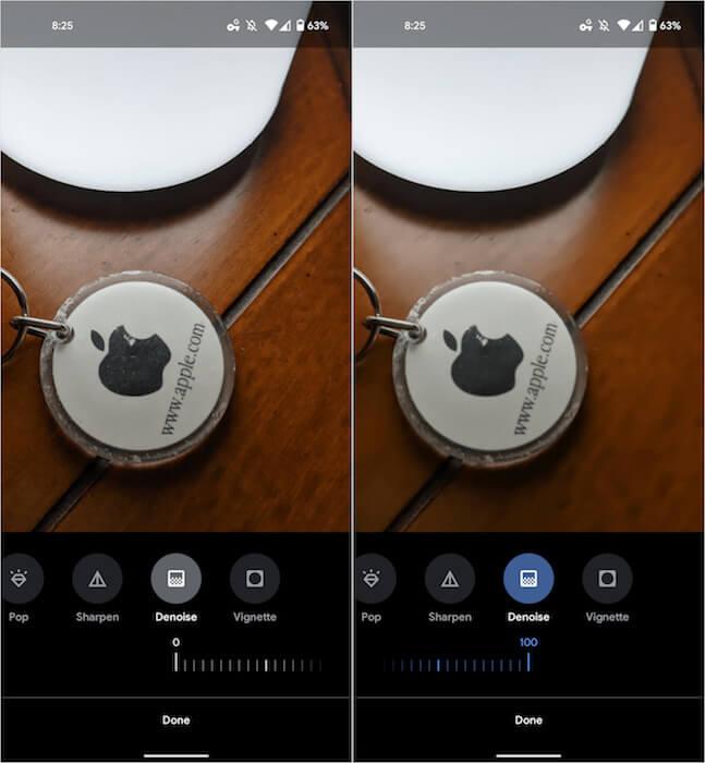 Обновление «Google Фото» для Android: новые функции повысят детализацию фото и уберут шумы
