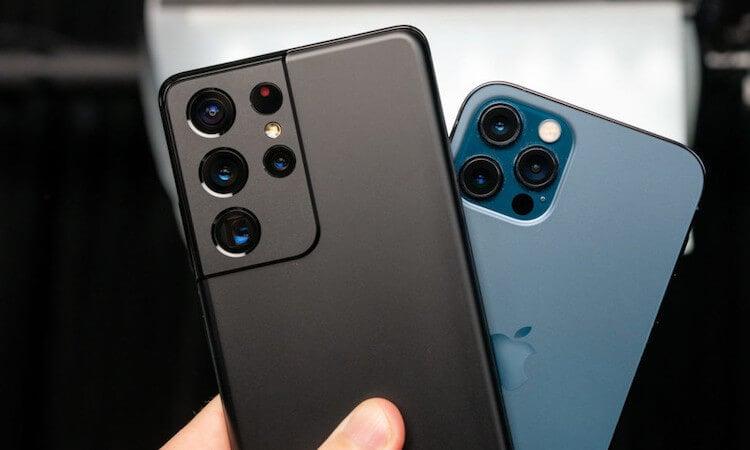 Samsung выпустила эмулятор смартфонов Galaxy для iPhone. Что за дичь?