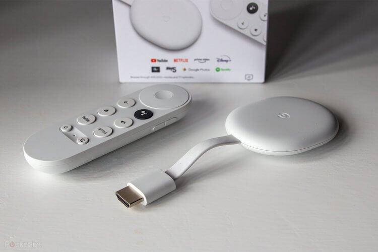 Google Chromacast