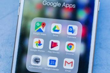 Google приложения