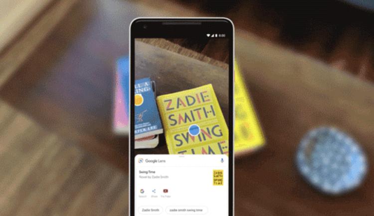 Google Объектив научился быстро переводить текст со скриншотов